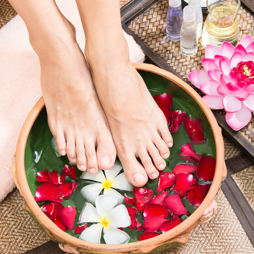 SPA PEDICURE PACKAGES